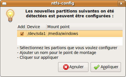 ntfs-config